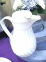 Carafe Large White - Copy