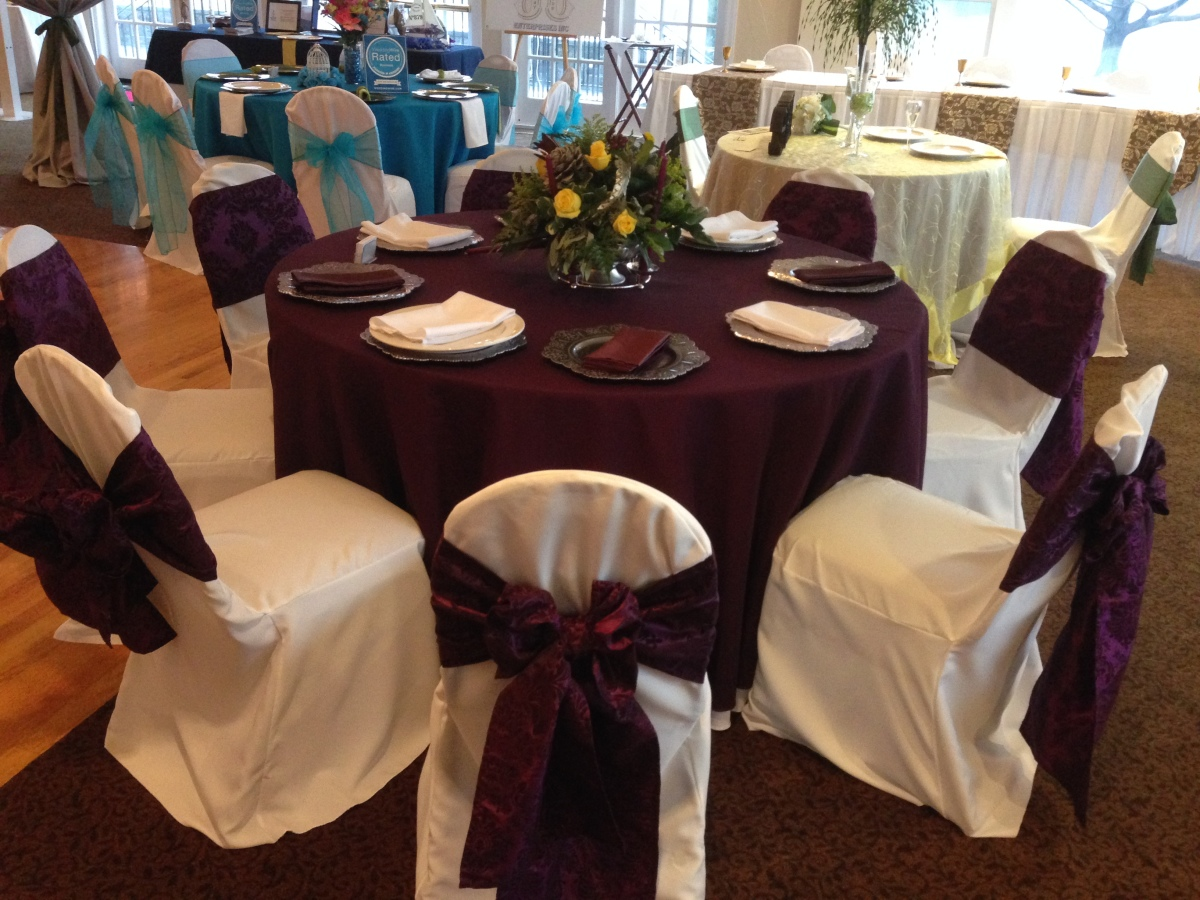 Brookside Country Club Bridal Show 2015