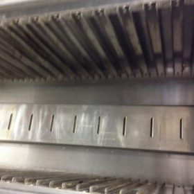 Warming cabinet sterno fueled 111514